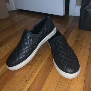 Steve Madden quilted sneakers